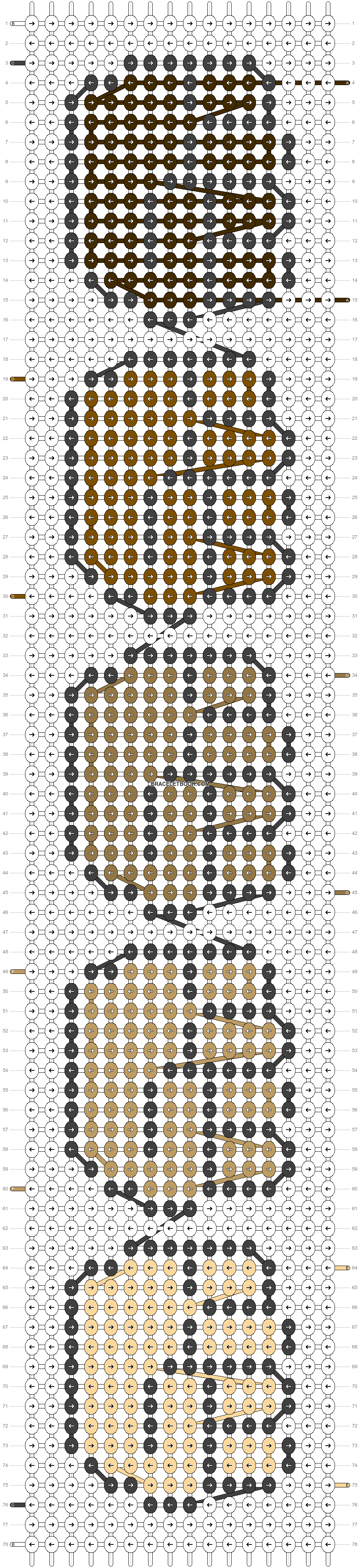 Alpha pattern #39131 pattern