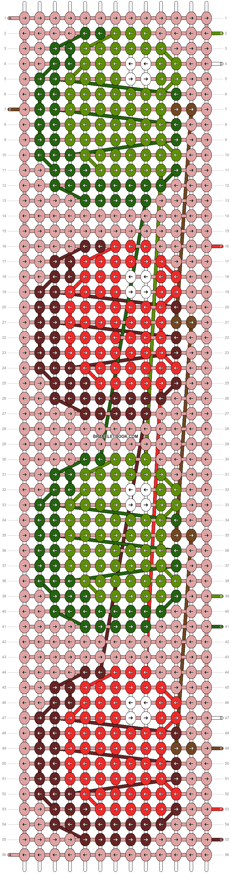 Alpha pattern #39136 pattern