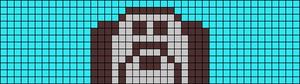 Alpha pattern #39140
