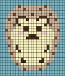 Alpha pattern #39151