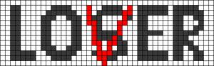 Alpha pattern #39155