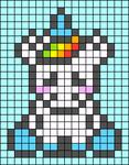 Alpha pattern #39165