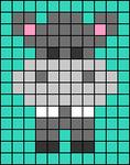 Alpha pattern #39168