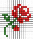 Alpha pattern #39182