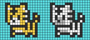 Alpha pattern #39187
