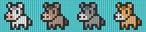 Alpha pattern #39190