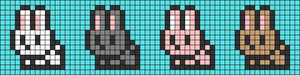 Alpha pattern #39192
