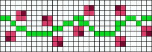 Alpha pattern #39196