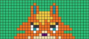 Alpha pattern #39199