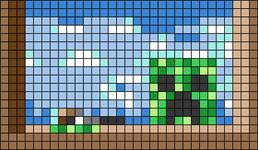Alpha pattern #39202