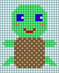 Alpha pattern #39206