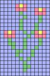 Alpha pattern #39210