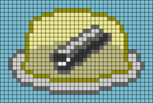Alpha pattern #39212