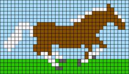 Alpha pattern #39213