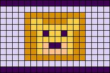 Alpha pattern #39224