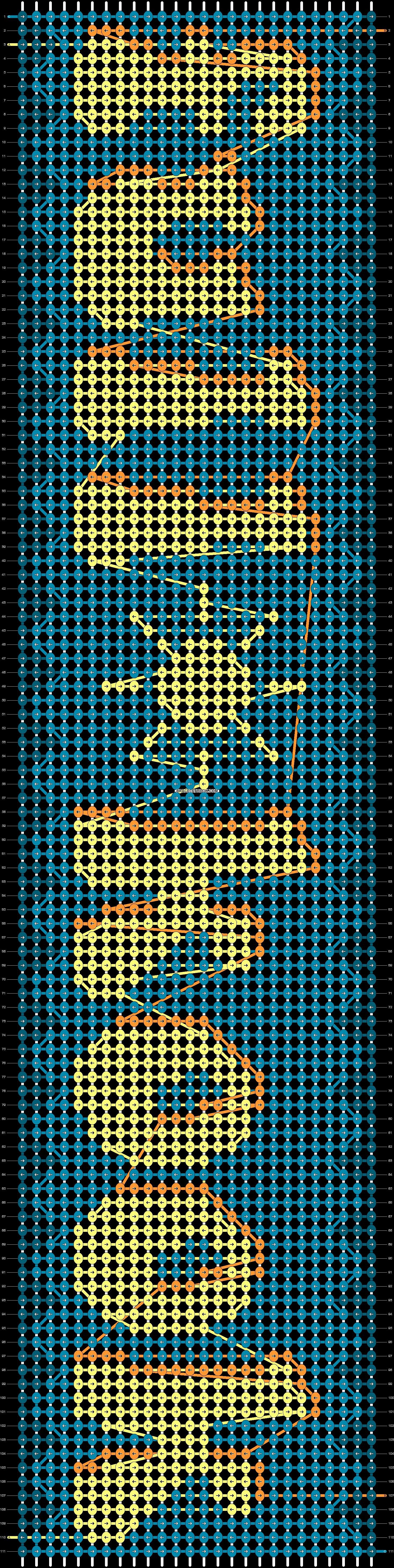 Alpha pattern #39225 pattern