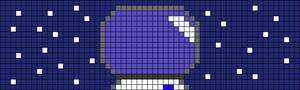 Alpha pattern #39250