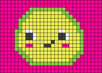 Alpha pattern #39253