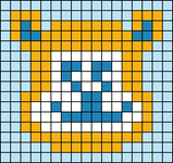 Alpha pattern #39254