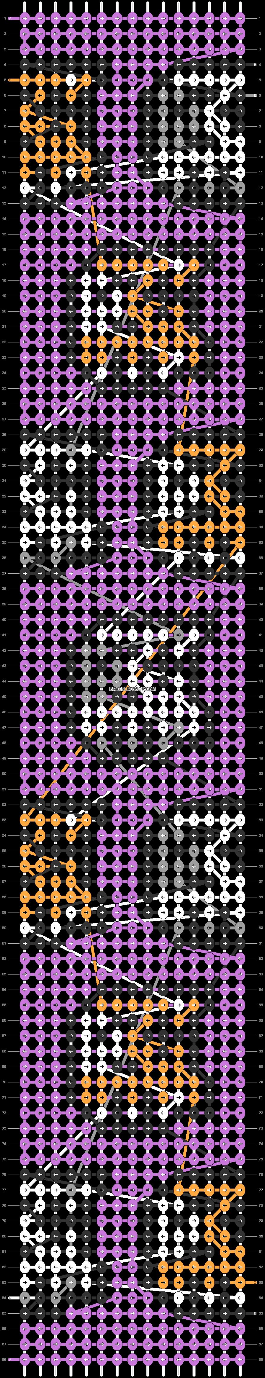 Alpha pattern #39259 pattern