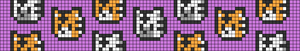 Alpha pattern #39259