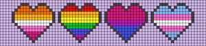 Alpha pattern #39263