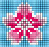 Alpha pattern #39276