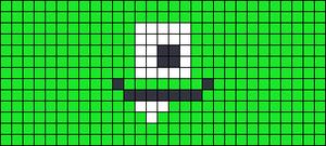 Alpha pattern #39283