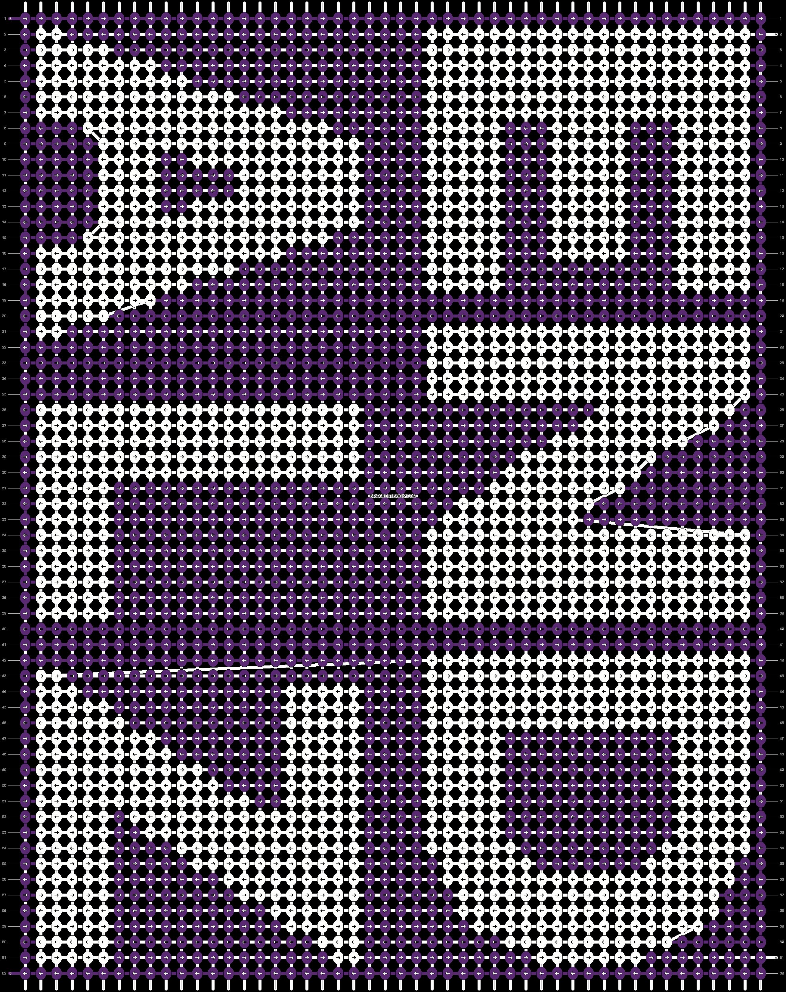 Alpha pattern #39287 pattern