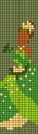 Alpha pattern #39291