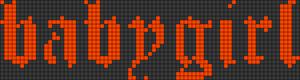 Alpha pattern #39292