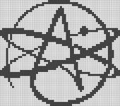 Alpha pattern #39293