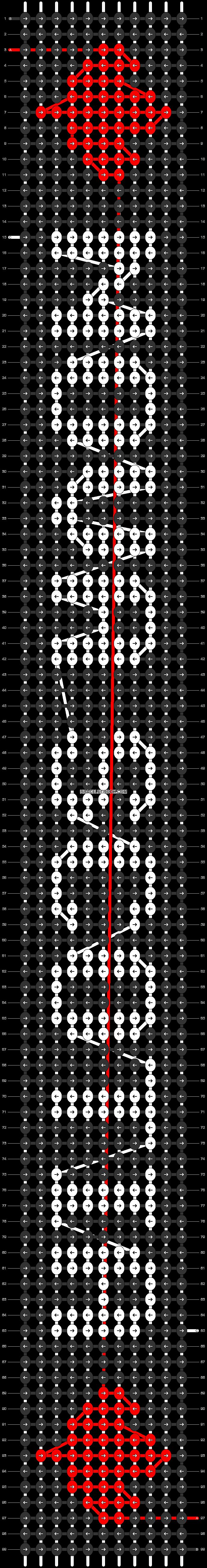 Alpha pattern #39305 pattern