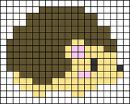 Alpha pattern #39318