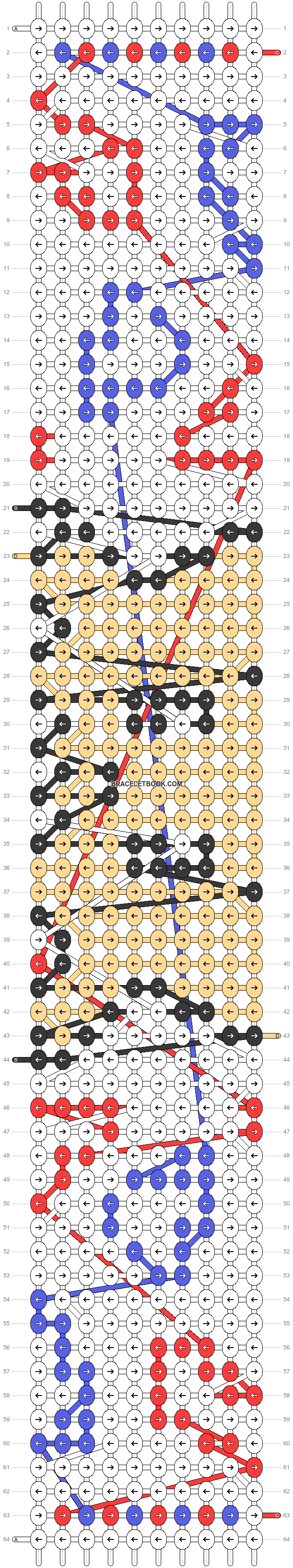 Alpha pattern #39354 pattern