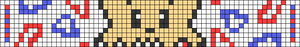 Alpha pattern #39354