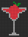 Alpha pattern #39366
