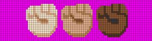 Alpha pattern #39370