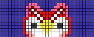 Alpha pattern #39375