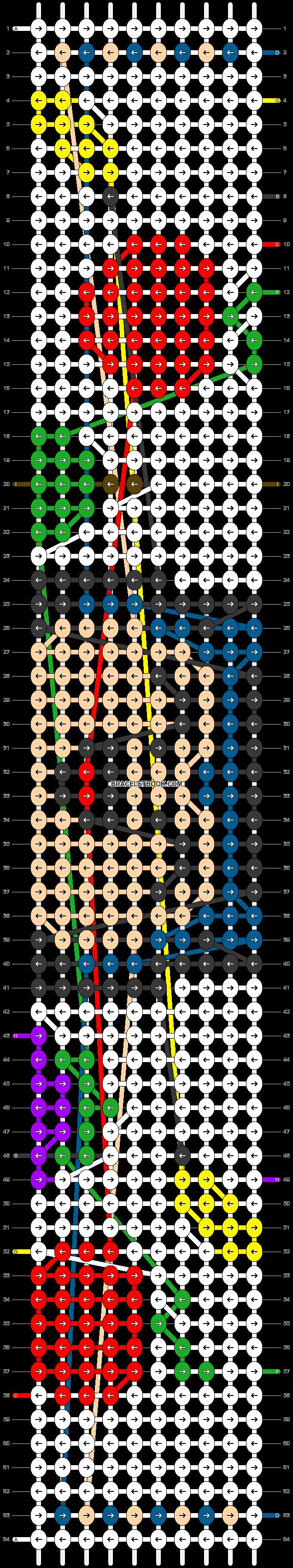 Alpha pattern #39397 pattern