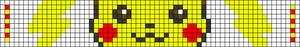 Alpha pattern #39400