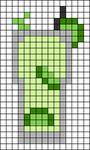 Alpha pattern #39404