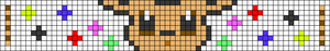 Alpha pattern #39405