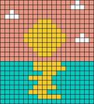 Alpha pattern #39413