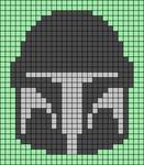 Alpha pattern #39429