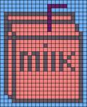 Alpha pattern #39438
