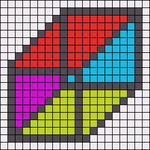 Alpha pattern #39440
