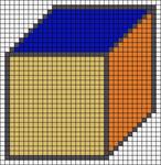 Alpha pattern #39441