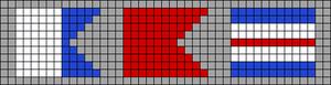 Alpha pattern #39442
