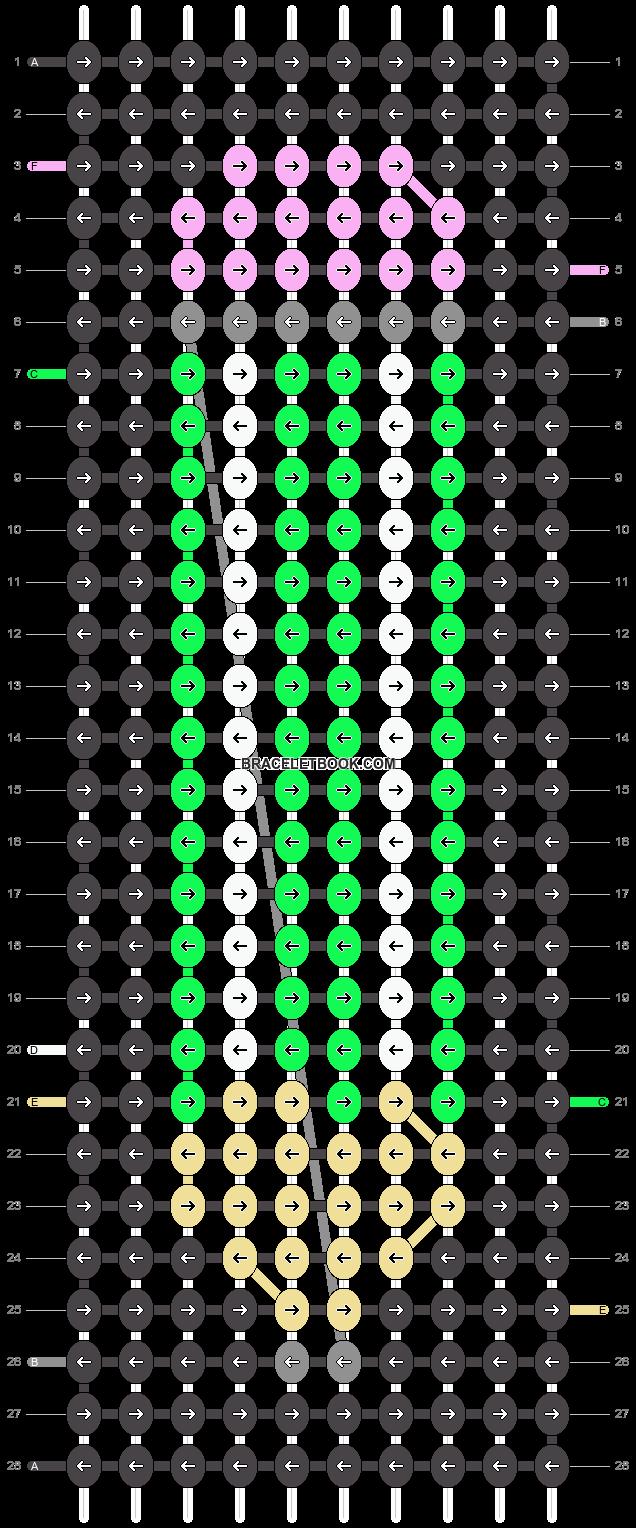 Alpha pattern #39451 pattern